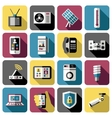 Smart Home Icon Set vector image vector image