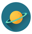 Planet vector image