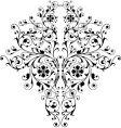 pattern design vector image