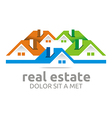real estate1 9 vector image