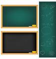 school boards vector image