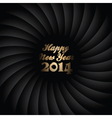 Abstract background design for the New Year vector image
