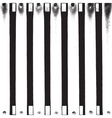 Overlay Fence Texture vector image vector image