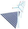 Alternative energy source vector image vector image
