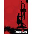 jazz rhythms vector image