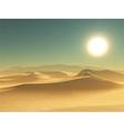 desert background 1405 vector image