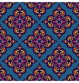 Festive Abstract tiled Pattern vector image
