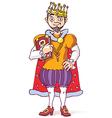 Sage King vector image