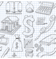 economy vector image vector image