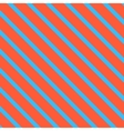 Diagonal stripe background vector image vector image