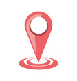 map pin location vector image