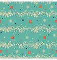 new year christmas background vector image