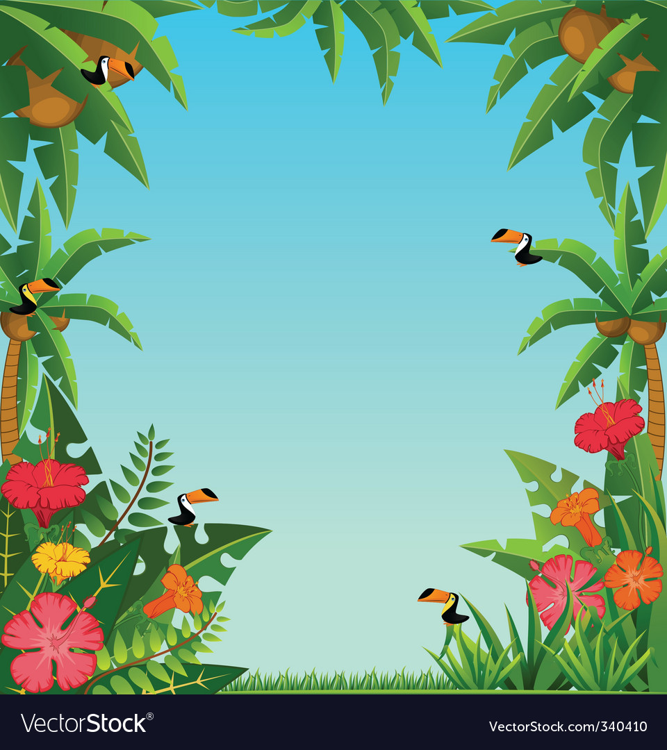 Tropical frame vector