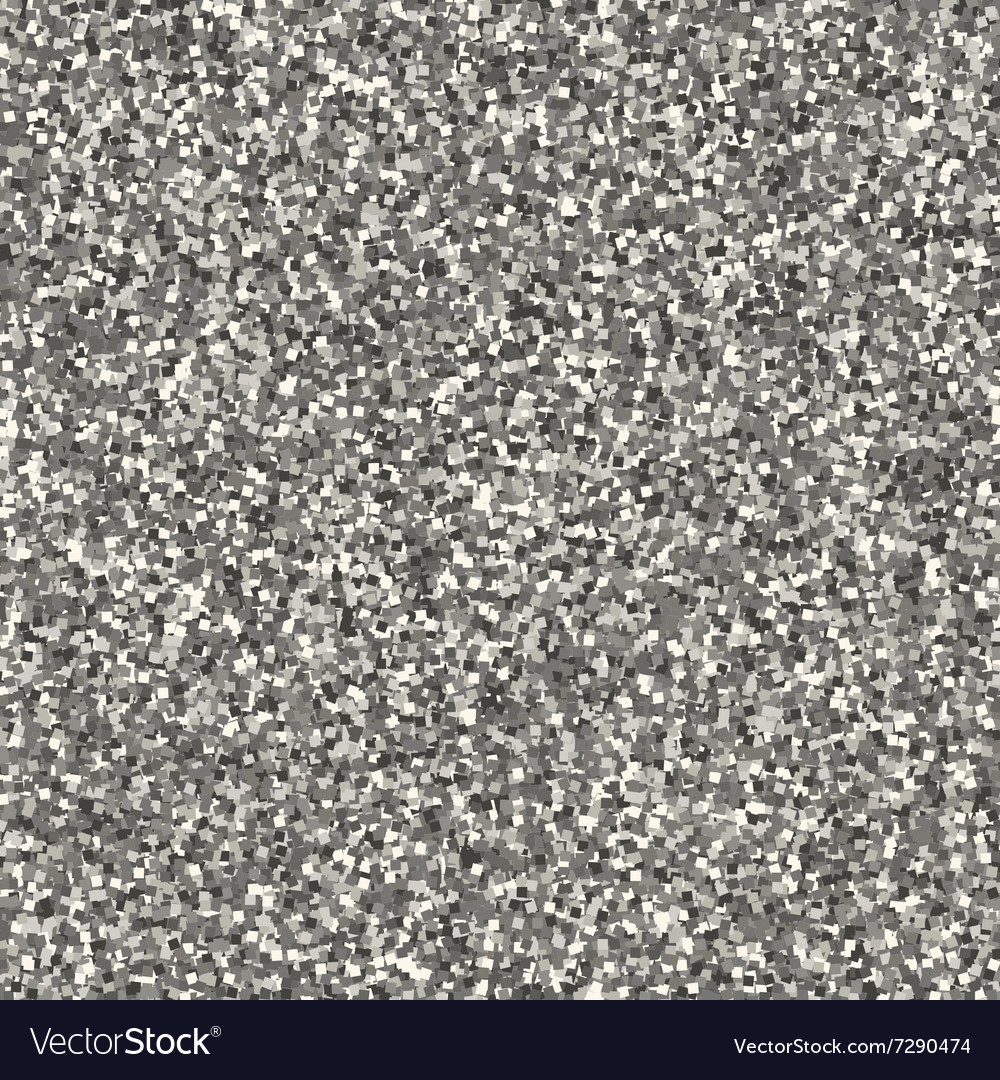 Silver glitter background vector