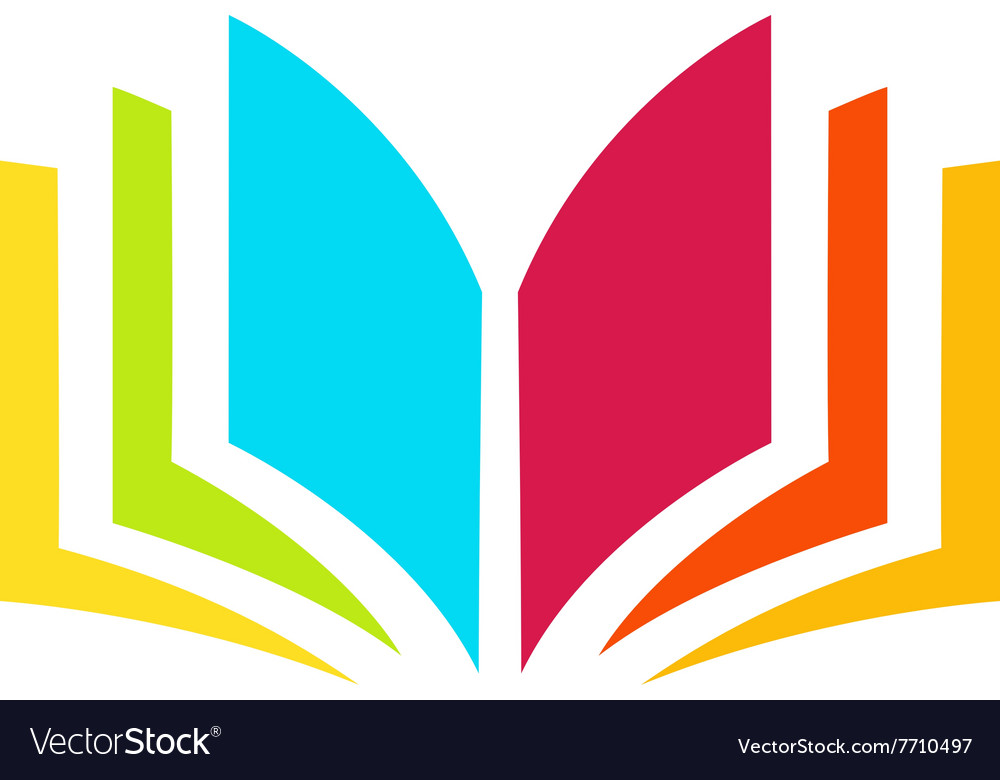 Book icon vector