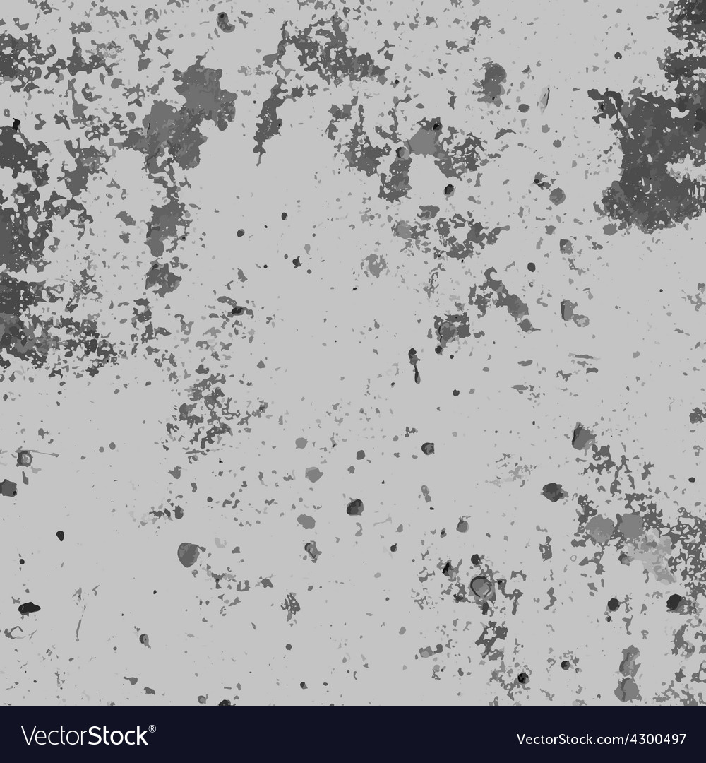 Weathered grunge texture vector