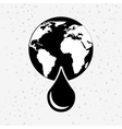 water concept icon design vector image