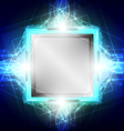 extreme computer processor vector image