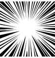 Comics Stripes Design vector image