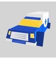 Car ambulance Medical service healthcare vector image
