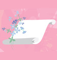 springsummer banner vector image vector image
