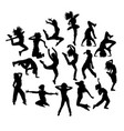 fun hip hop expression vector image