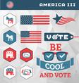 America III vector image vector image