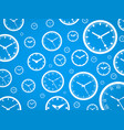 clock background - isolated vector image