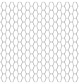 Netting pattern vector image vector image