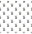 webcam pattern seamless vector image