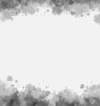 Grunge watercolor vector image