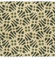 textile print vector image