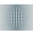 optical illusion vector image