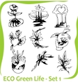 Ecology - Vector Image