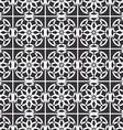 Arabic oriental seamless pattern islamic vector image