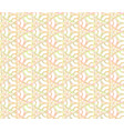 seamless abstrac unusual triangular pattern vector image