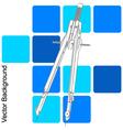 Engineering background vector image vector image
