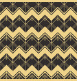 abstract art deco pattern10 vector image