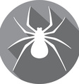 Spider Icon vector image