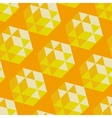 Abstract geometrical 3d background Seamless vector image vector image