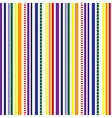 Stripes Seamless pattern Rainbow colors pattern vector image