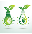 Green idea 2 vector image