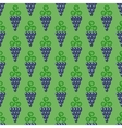 Grapes Seamless Pattern Vine Background vector image