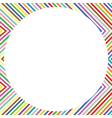 MulticolorCard vector image