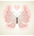 vector butterfly vector image vector image