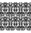 ornament Art Nouveau vector image