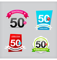 022 Collection of colorful web tag banner for vector image