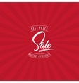 Sale insignia and labels for any use vector image