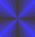 blue sunray vector image