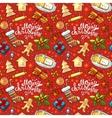 christmas sweets vector image